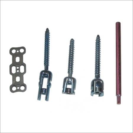 Titanium Spine Screws