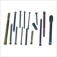 SS Bone Screws