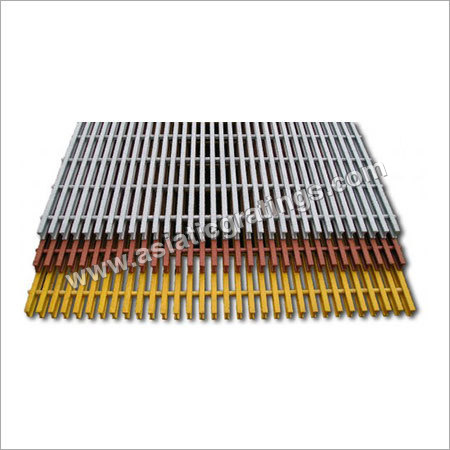 FRP & GRP Pultruded Grating
