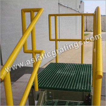 FRP & GRP Handrail Systems