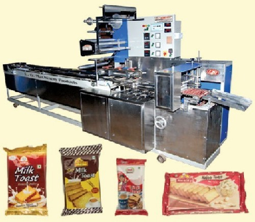 Family Pack Wrapping Machine