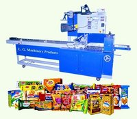 Cookies Biscuit Packing Machine