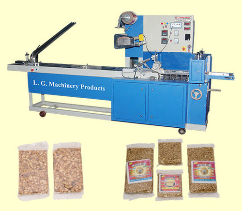 Chikki Packing Machine