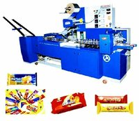 Double Chute Biscuits Packing Machine