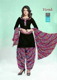 Indian Salwar Kameez Materials