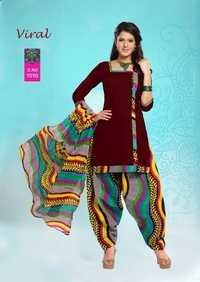 Attractive Cotton Suit Materials