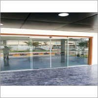 Modular Sensor Glass Doors