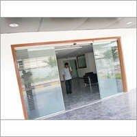 Sensor Glass Doors