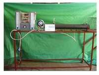 Duct Burner Test Rig