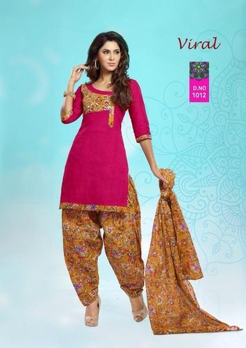 New Design Salawar Kameez Materials