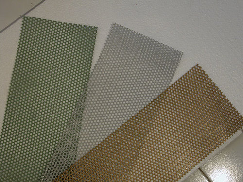 ALL PERFORATED TYPE SHEET