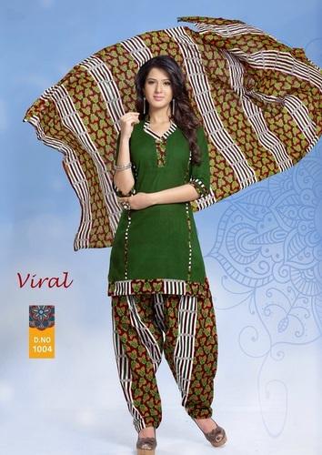 Cotton Salwar kameez Desing