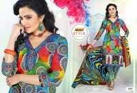 Monalisa Cotton Dress Materials