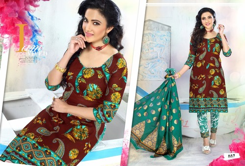 New Cotton Salwar Kameez