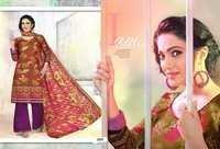 New Pattern Cotton Dress
