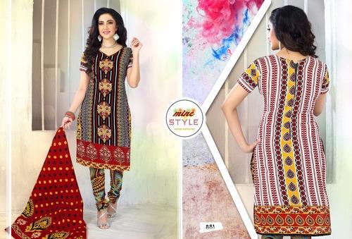 Cotton Salwar Kameez Catalog