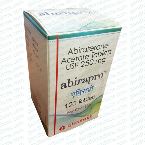 Abirapro 250 mg (ABIRATERONE)