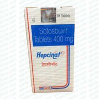 Hepcinat 400 Mg (Sofosbuvir)