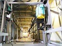 Machine Room Less Lift