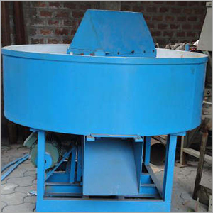 Pan Mixer for Fly Ash Brick Making Machine