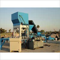 Eco Brick Making Machine