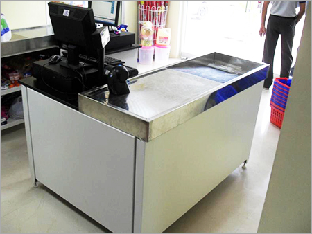 Cash Counter Fixed