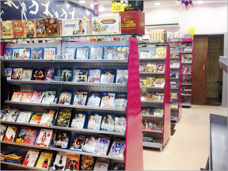 CD/Cassette Display Rack