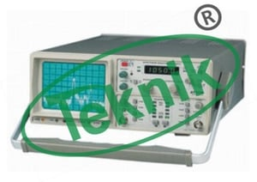 1 Ghz Spectrum Analyser