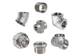Titanium Gr. 2 Forged Fittings