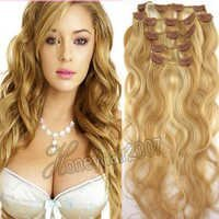 Clip On Hair Extension 18