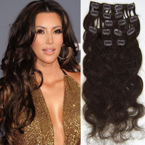 Clip On Hair Extension 20