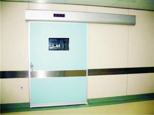 Hermetically Sealing Doors