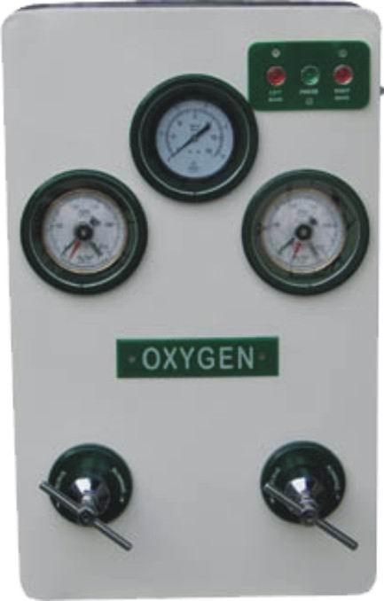 Semi Automatic Gas Control Panel