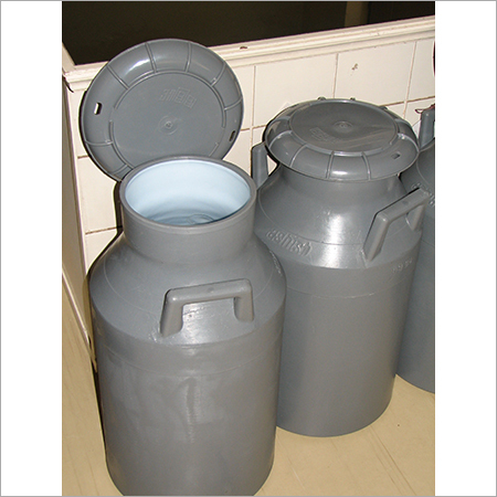 40 litre Plastic Milk Cans