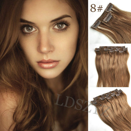Clip On Hair Extension 22