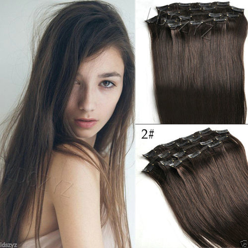 Clip On Hair Extension 24