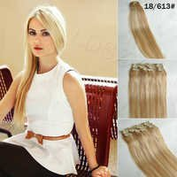 Clip On Hair Extension 26
