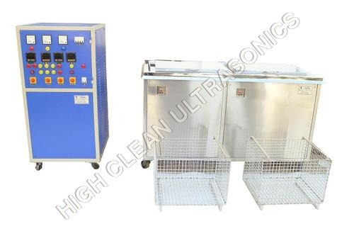 Ultrasonic Mould Cleaner