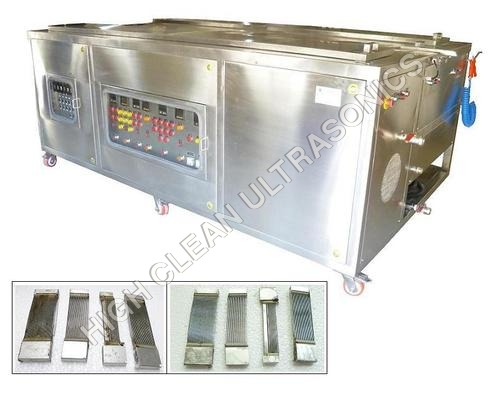 Industrial Ultrasonic Reed Cleaning Machine