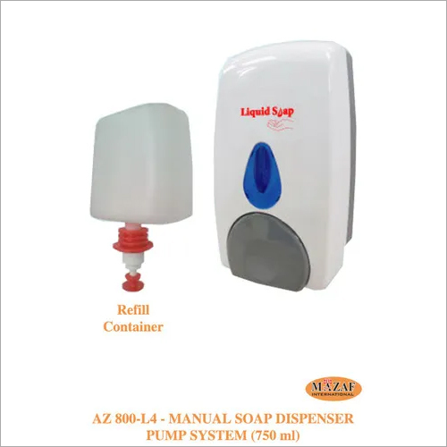 Manual Soap Dispenser (750 ml) Pump System