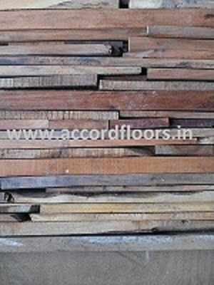 Antique Brick Look Wood Wall Panel