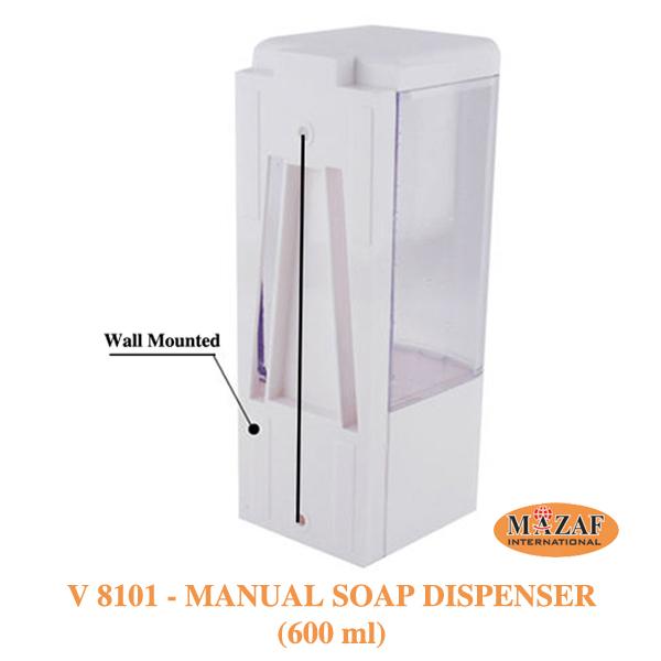 Manual Soap Dispenser (600ml)