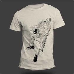Designer Printed T-Shirts