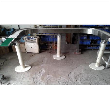 C Shaped Conveyor