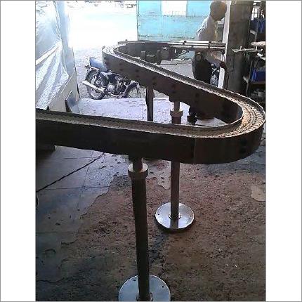 S Shaped Conveyor