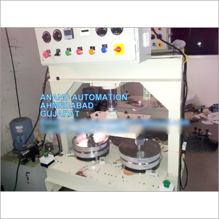 Automatic Buffet Plate Making Machine