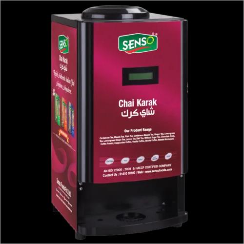 Cold Coffee Vending Machine
