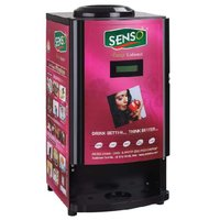 Two Option Hot Beverage Vending Machine