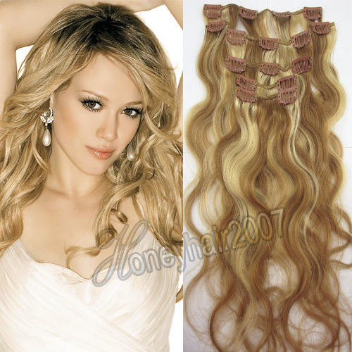 Clip On Hair Extension 30