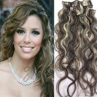Clip On Hair Extension 32